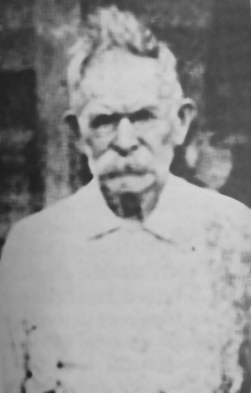 History: Pioneer heritage of Blake L. Sagely