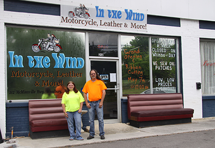Business Spotlight: In the Wind