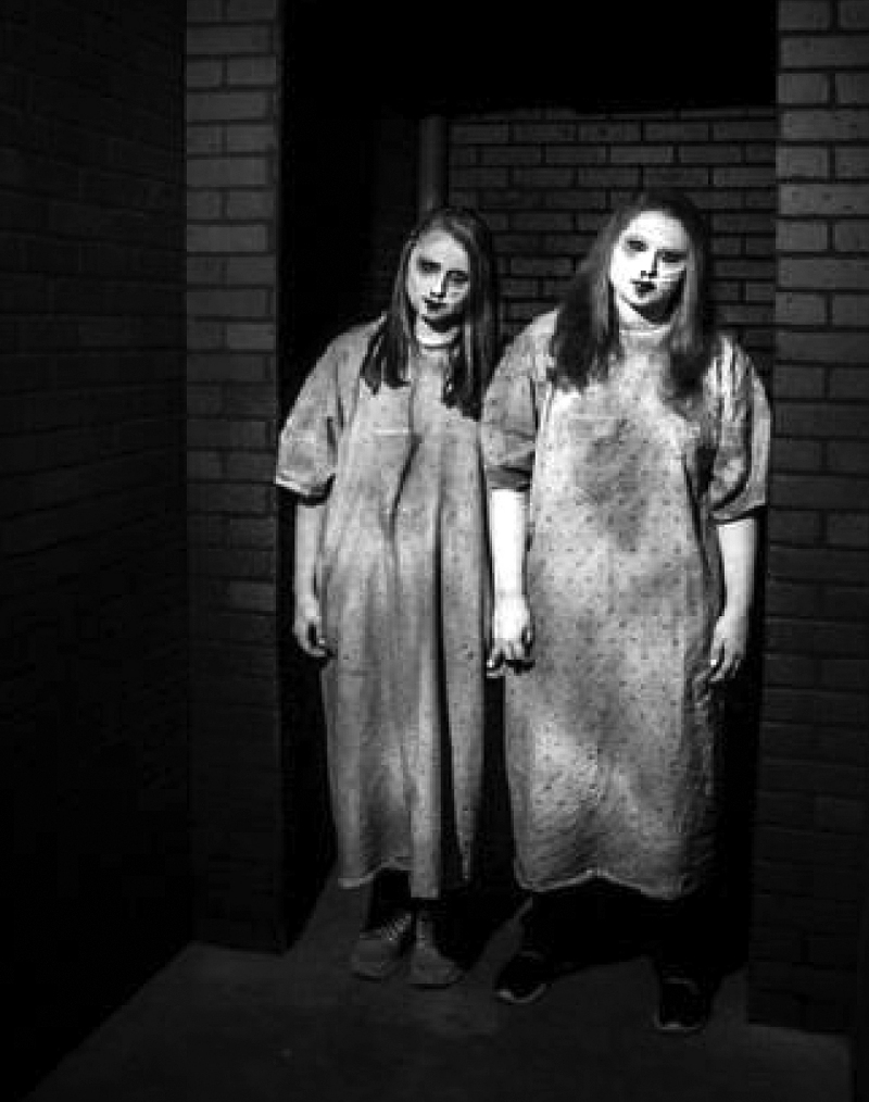 Halloween tale brings scare to Auburntown