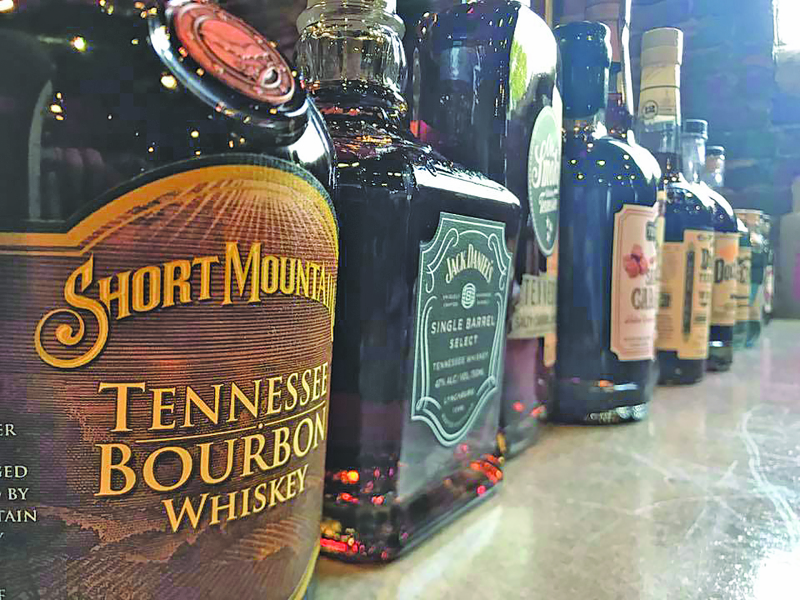 Short Mtn Distillery lands on list | Short Mountain Distillery