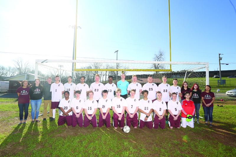 CCHS soccer team faces tough opposition