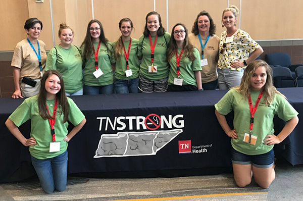 CCHS students attend youth summit