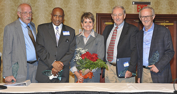 Tenn. Journalism Hall of Fame inducts four new members