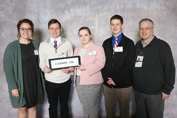 CCHS students attend TSBA SCOPE