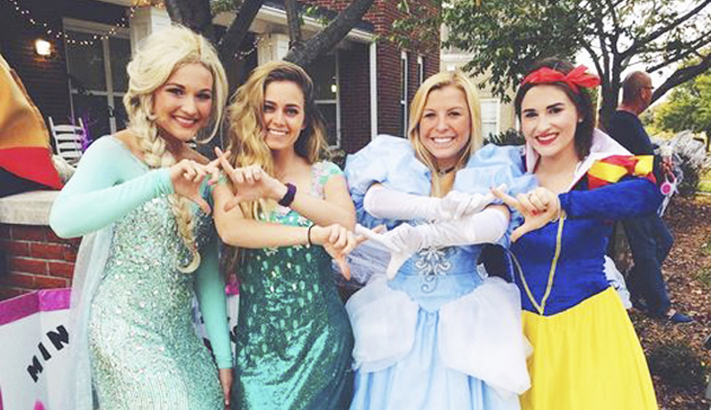 MTSU sorority women host 'happy haunting' with Oct. 30 Halloween event