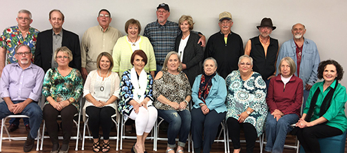 The 47th reunion of The Woodbury Central High School - Class of 1970