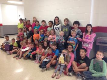 Westside School intros 'Buddy Time'