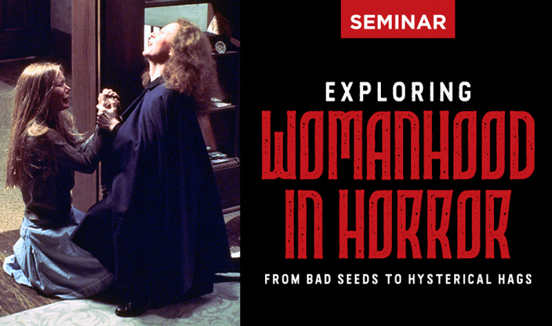 Discussion of women, gender in horror movies
