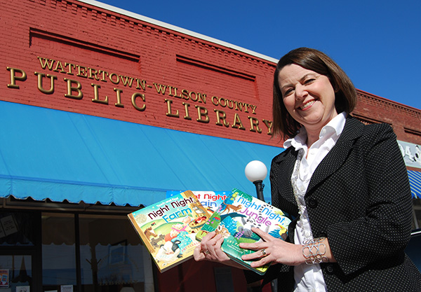 Amy Parker books put kiddos at ease at beddy-bye