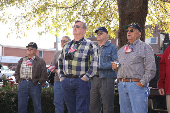 Cannon County Salutes Fallen Soldiers