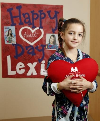 A new heart for Lexi | Lexie Browning
