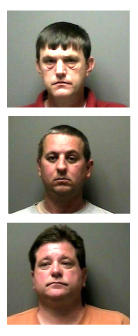 3 charged with theft of metal from RuCo landfill