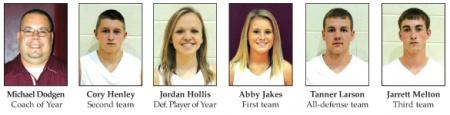 All-District | CCHS, basketball, All-District