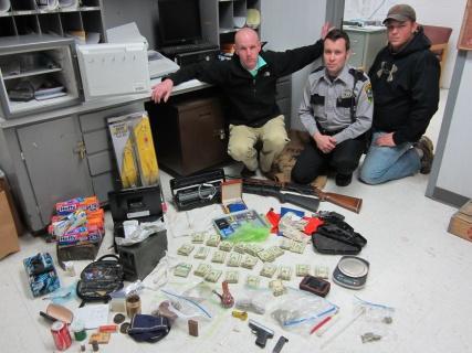 UPDATE: Parchcorn man faces drug charges   Jordan Scott Williams, drug arrest, Parchcorn