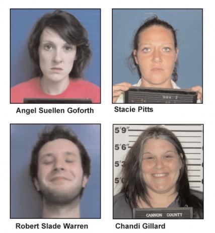 Several agree to probation   Crime