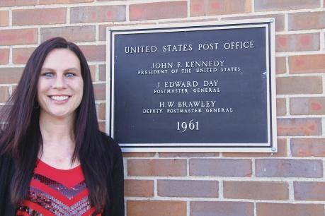 Versluis new Woodbury Postmaster   Postmaster, Mindy Versluis