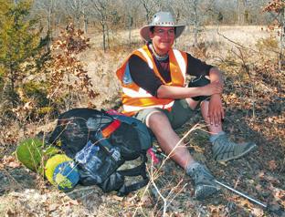 Trail of Tears walker to speak | Ron Cooper, Trail of Tears