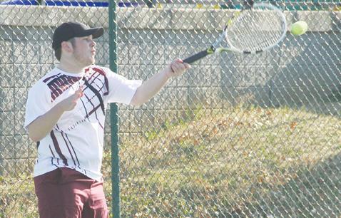 Cannon tennis teams start strong | CCHS tennis