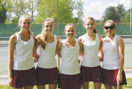 Lionettes fall in tennis championship | tennis