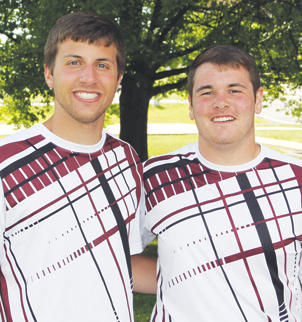 Blanton, Brown win doubles title | CCHS tennis