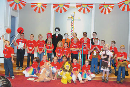 Spring musical held at First Baptist