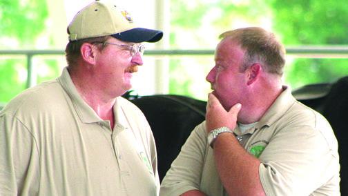 Heath Nokes accepts Warren Co. post | Heath Nokes, Warren County, Bruce Steelman