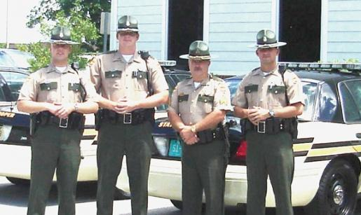 New Troopers selected | THP, state Troopers