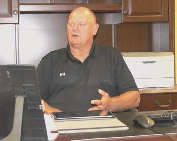 Mike Jones new CCHS principal | CCHS principal, Mike Jones
