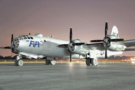 Smyrna Airport on CAF finals list | CAF, vintage aircraft