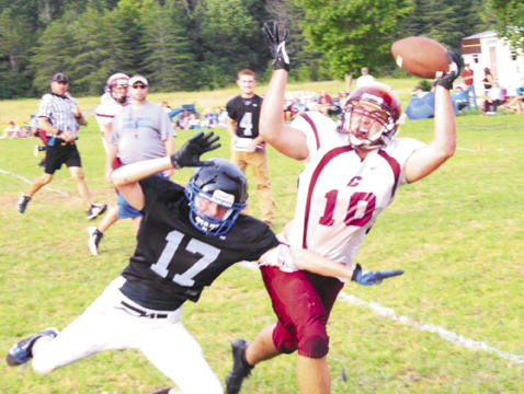 Lions battle to jamboree tie