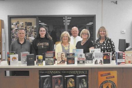 Rep. Black donates books | Diane Black