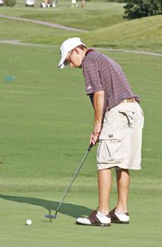 Lions seek consistency   CCHS golf