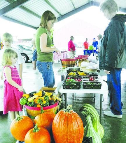 Farmers Market continues
