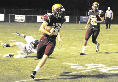Lions fall short vs Watertown | Lions football, Watertown
