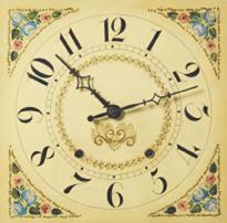 Fuston clocks on display at Polk Home | Roy Fuson