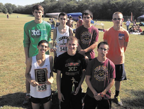 X-country wins at Sharp Springs | X-country