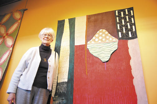 Woven joins hands, hearts to history | Woven, Arts Center, Arlyn Ende, Neal Appelbaum