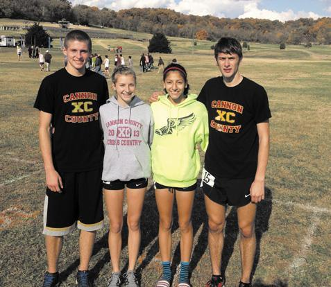 Well represented | CCHS cross country