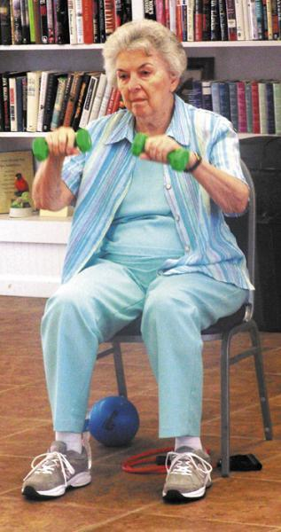Silver Sneakers keeps seniors young, active | Senior Center, fitness, Silver Sneakers
