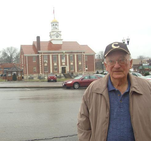 Planning ahead saved west side of Square | Woodbury Square, Charlie Harrell