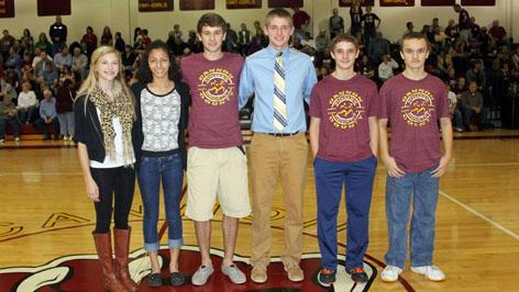 Cross country honors | cross country