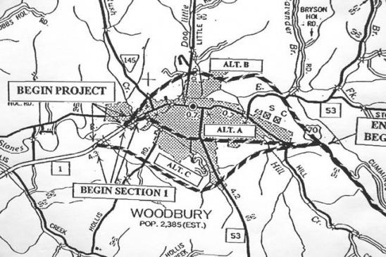 Highway 70S plan to be put to vote | 70S, public hearing