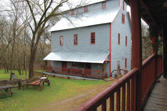 Goodness Gracious ... Readyville Mill sold | Readyville Mill, Karen and Bob Ford