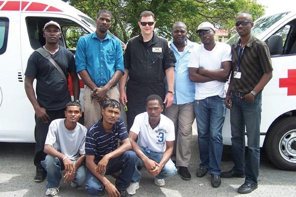 LifeFlight's Bell heads to Guyana