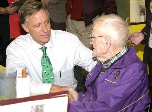 Gov. Haslam visits Cannon Co. | Gov. Bill Haslam