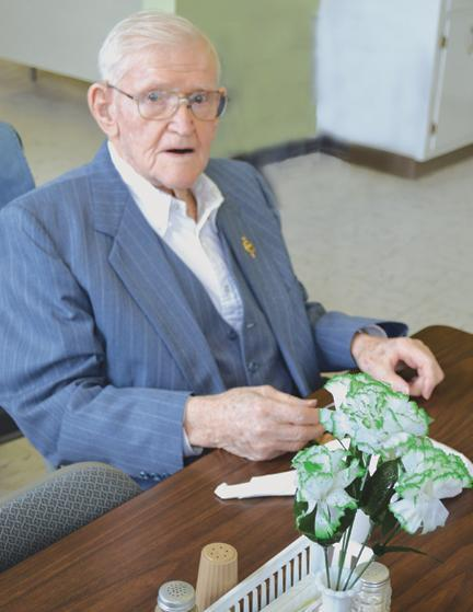Happy 100th birthday | Dude Northcutt, 100th birthday
