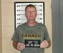 Drug case nabs CCHS teacher   Shannon Gannon, TBI, drug arrest