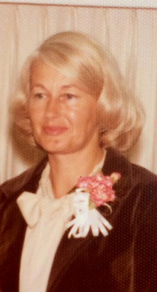 Ursula M. Vosselman