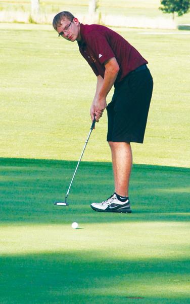 Nave leads Lions | CCHS golf