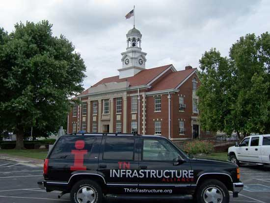 TN Infrastructure Alliance Stops In Cannon County